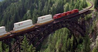Canadian Pacific capex