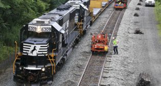 Norfolk Southern capital spending