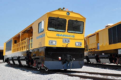 Harsco Rail makes sale of rail grinders for contract programs