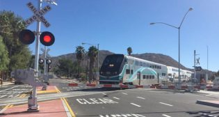 Metrolink California rail projects funding