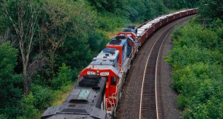 CN double track