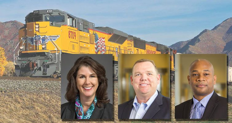 Union Pacific implements new executive management