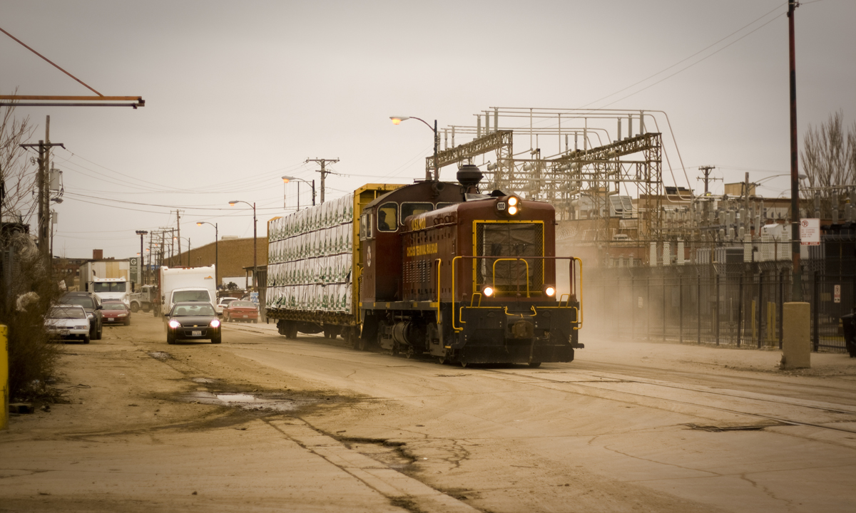 Chicago aims for control of old Chicago Terminal Railroad ...