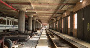 Buffalo Metro Rail DL&W terminal