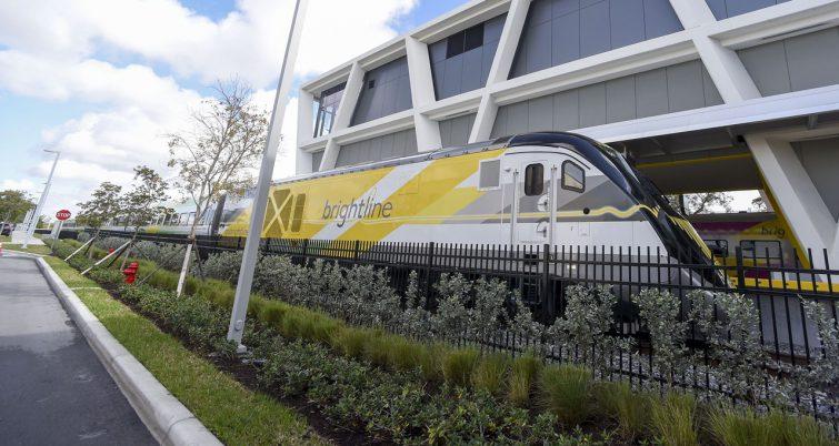 Virgin Trains USA prepares for NASDAQ IPO