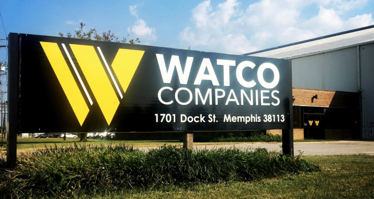 Watco at Port of Memphis