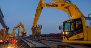 BNSF capex trackwork