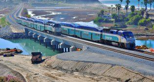SANDAG rail projects