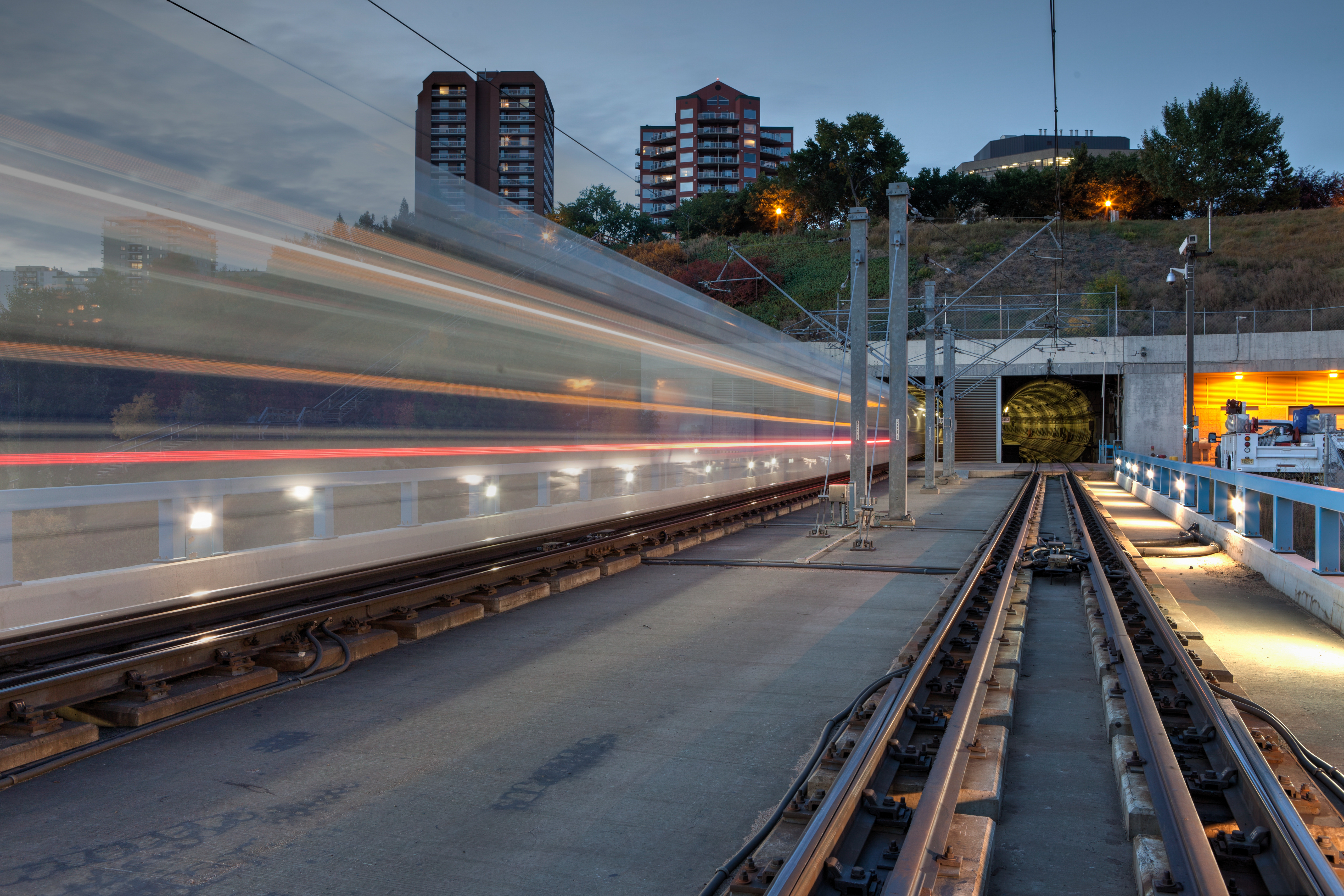 Rail Transit: Addressing Wheel/Rail Noise at the Source - Railway