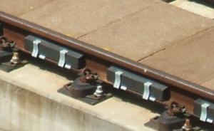 Rail damper