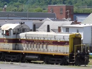 Pennsylvania rail grant