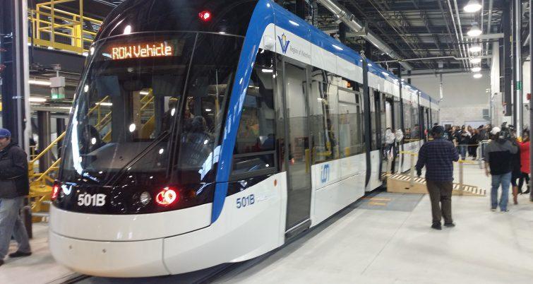 light-rail transit