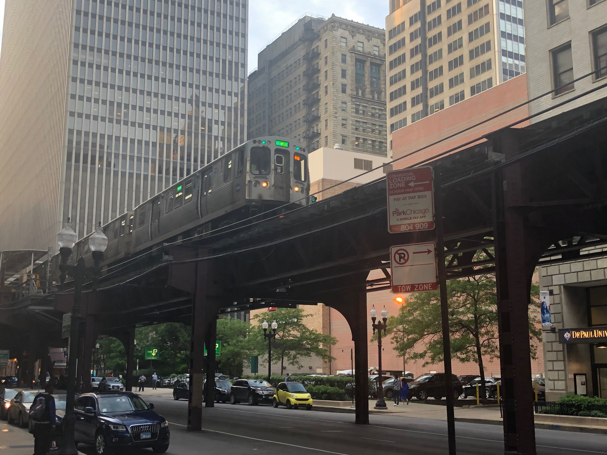 Seven injured after CTA derailment - Railway Track and