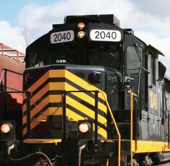 short-line railroad