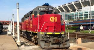 cleveland harbor railroad