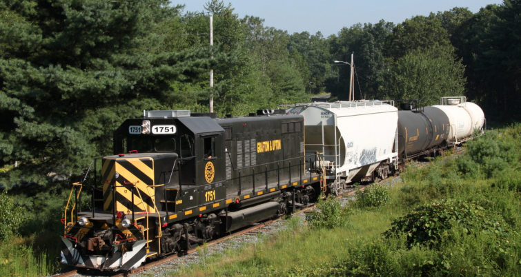 short line railroad