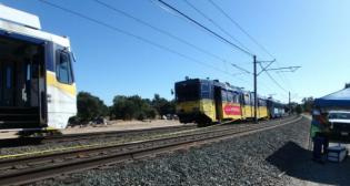 passenger train