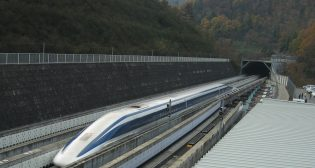 high-speed maglev