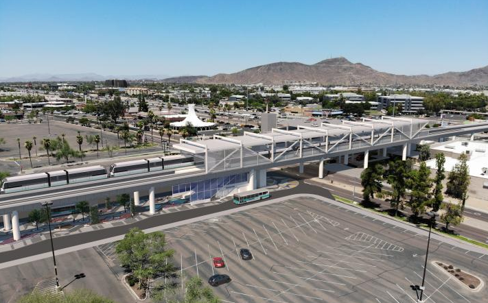 Valley Metro in Phoenix kicks off construction of new light-rail line